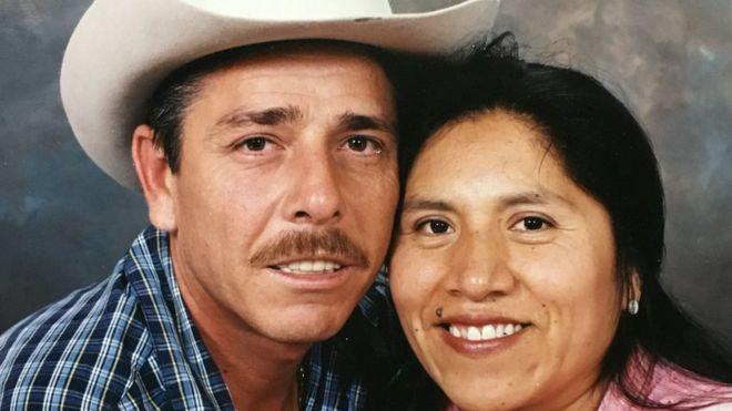 Rosenda y Francisco Duarte entraron de forma ilegal en Estados Unidos hace 21 años.