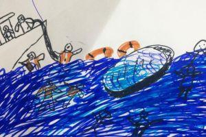 Qué hace Grecia con niños migrantes traumados tras su peligroso cruce por el Mediterráneo