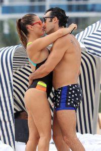 FOTO: El romántico mensaje de Aaron Díaz a su esposa Lola Ponce