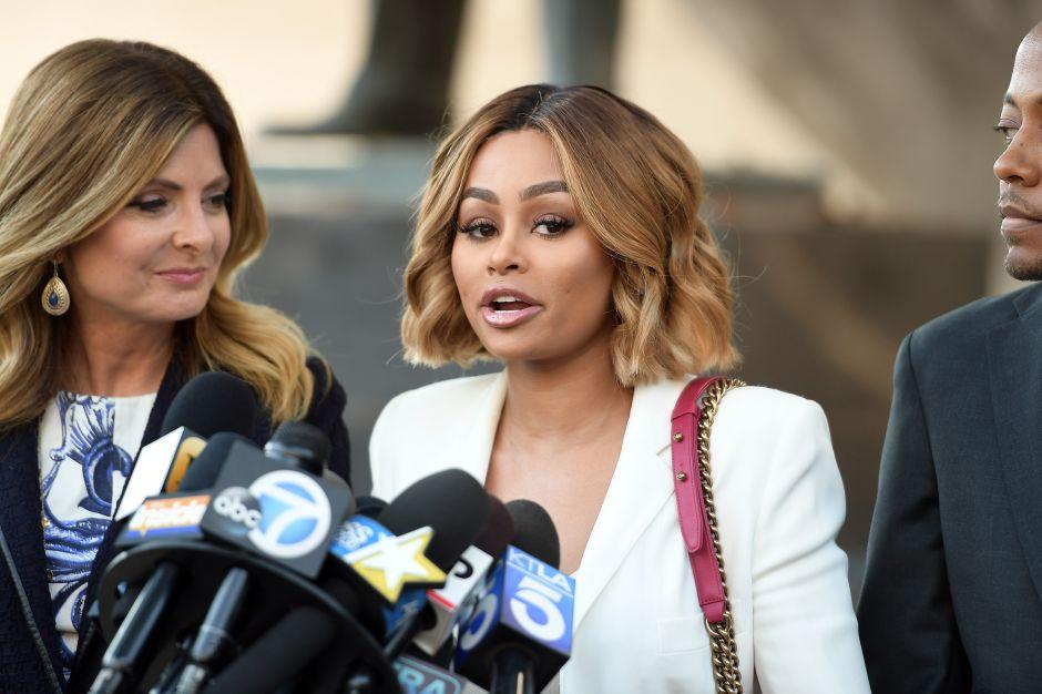 Blac Chyna afirma que su hija sufrió graves quemaduras estando al cuidado de Rod Kardashian