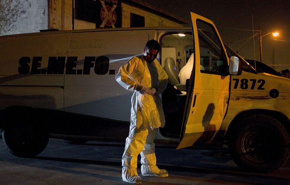 Al menos 14 muertos durante un tiroteo entre los cárteles de Sinaloa y Juárez en Chihuahua