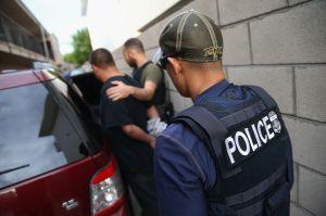 Detenciones de indocumentados mexicanos en Los Ángeles a la alza