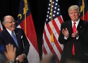 """Rudy Giuliani : """"La verdad no es la verdad"""" en la estrategia para defender a Trump"""