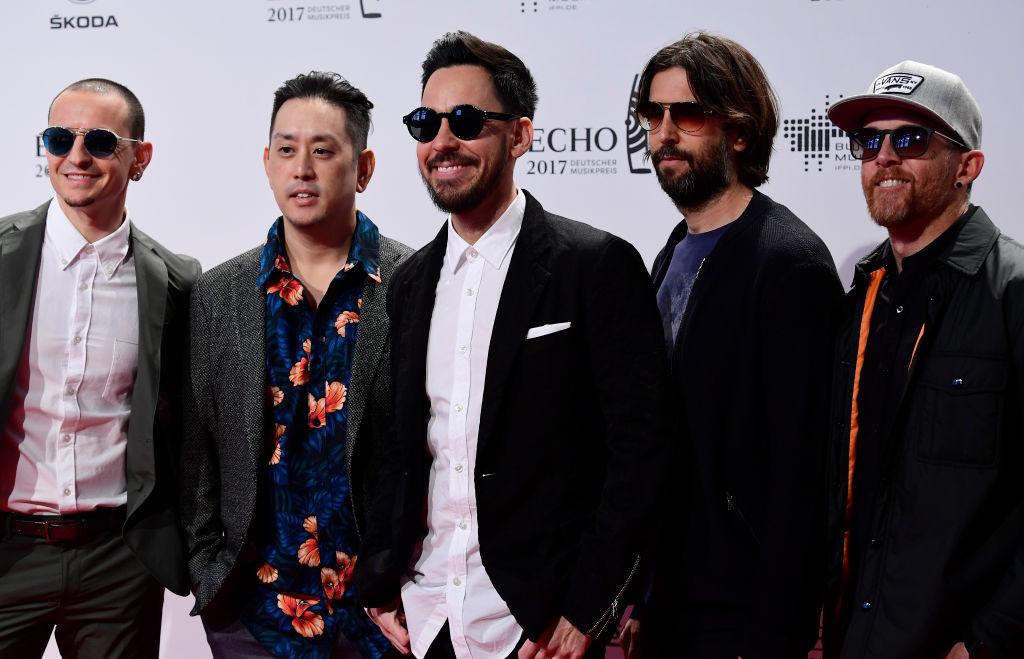 Linkin Park, en tiempos en que nadie imaginaba la tragedia.