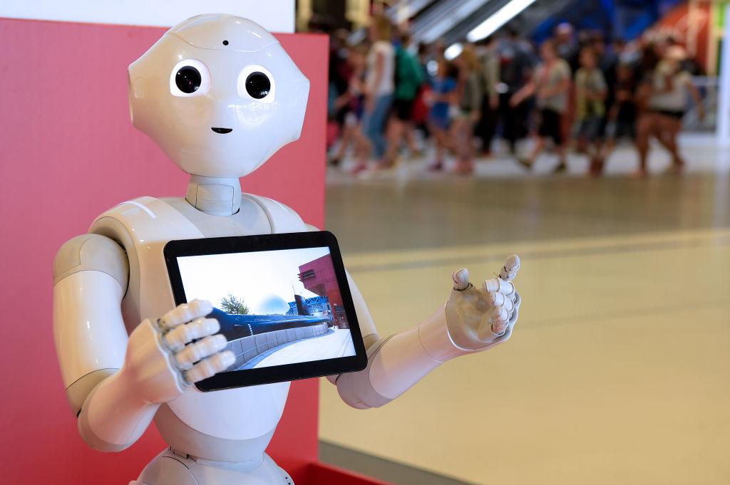 ¿Podrían los robots lastimar a los humanos?