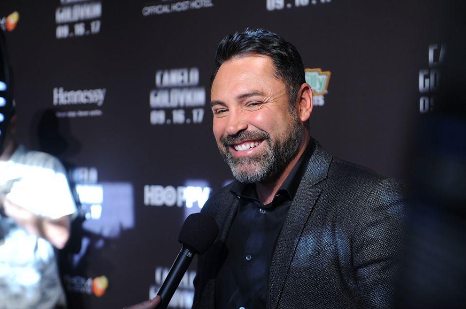 Oscar de la Hoya está feliz y el motivo tiene que ver con la selección mexicana
