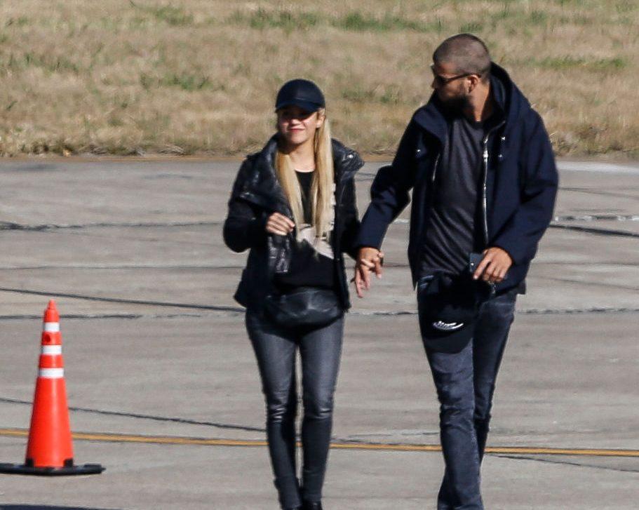 Shakira y Piqué siguen juntos.