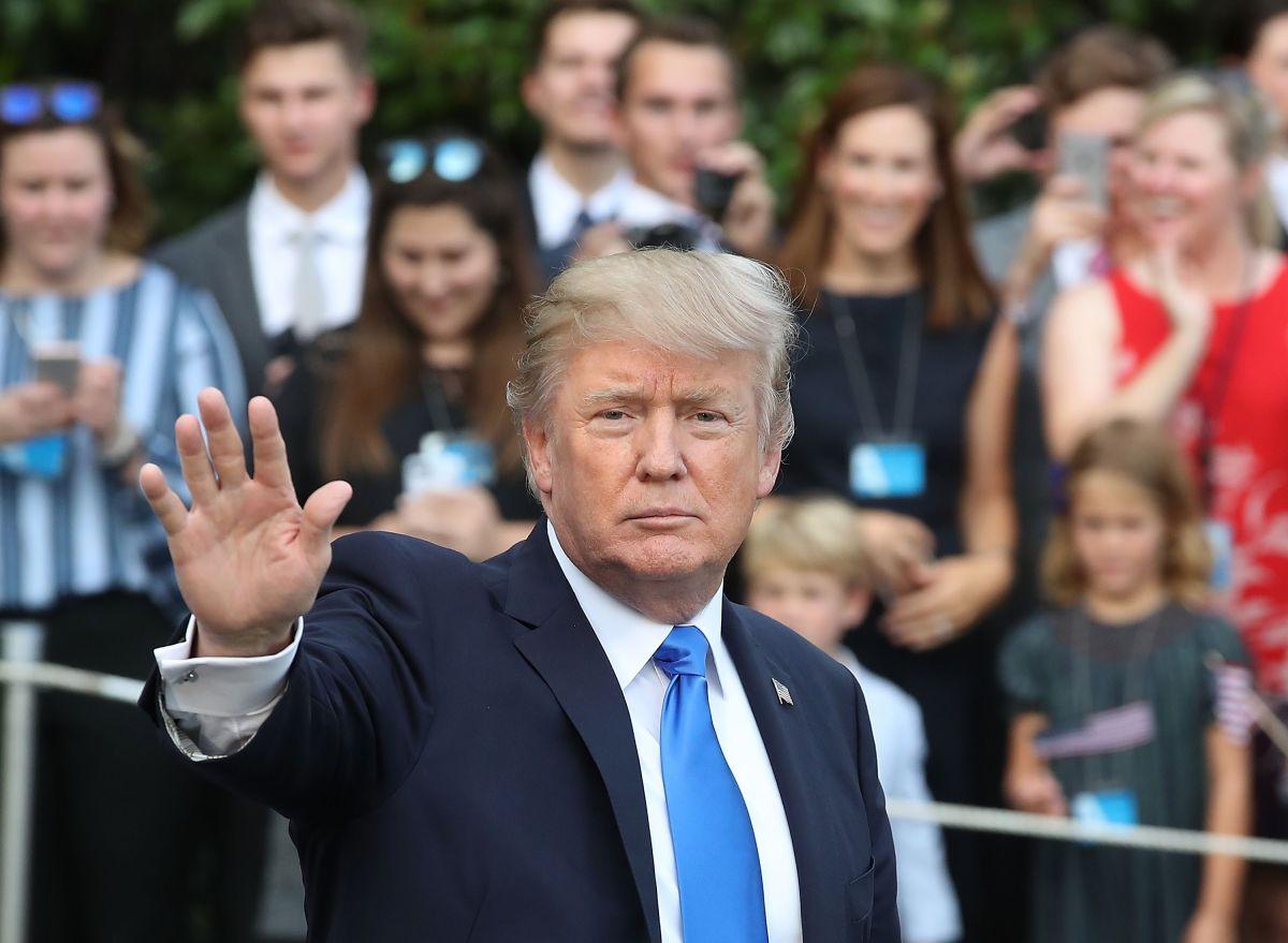 Miles de manifestantes llegaron a Washington para protestar por los nocivos recortes