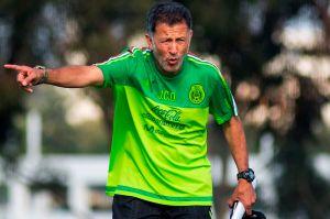 Osorio sigue, quiere olvidar el fracaso en Confederaciones y su nueva misión es la Copa Oro