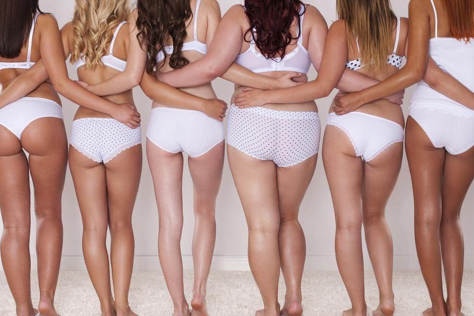 Esta es la talla promedio de la mujer estadounidense
