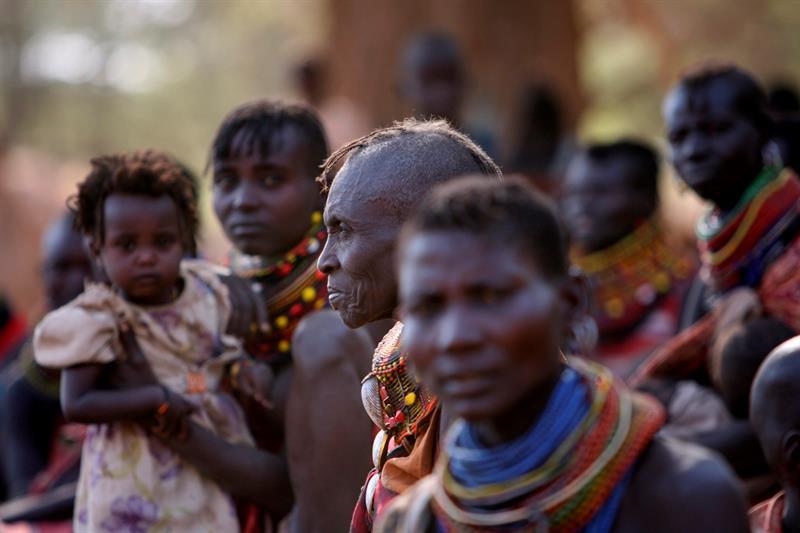 Niñas y mujeres se prostituyen en Kenia a cambio de comida