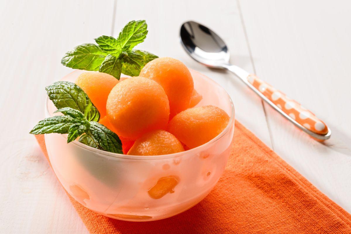 ¡Una rebanada de melón al día! regula presión arterial y fortalece el sistema inmunitario