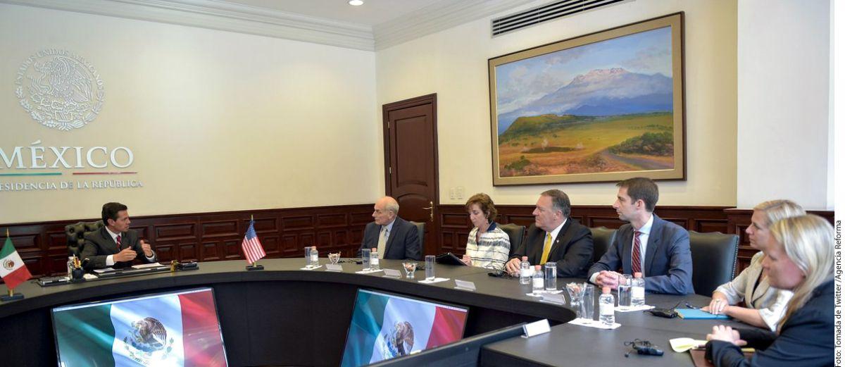 La embajadora de EEUU, Roberta Jacobson estuvo presente