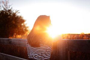 Aprende a disfrutar lo que vislumbra tu futuro, sea bueno o malo