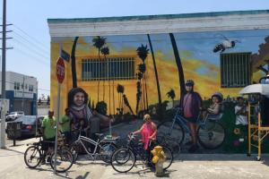 Una compañía paga extra si sus trabajadores van en bicicleta