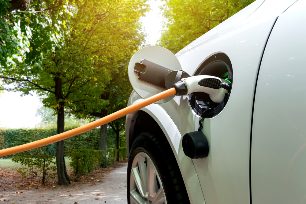 Los 10 estados de USA que más autos eléctricos usan