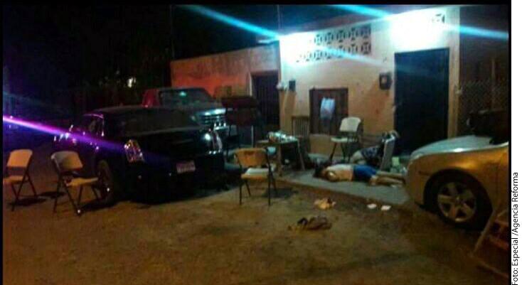 Tamaulipas es uno de los estados más violentos