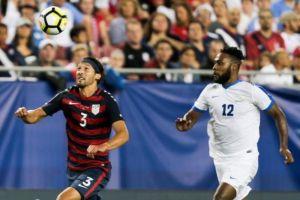 Estados Unidos queda en evidencia al ganar apuradamente a Martinica