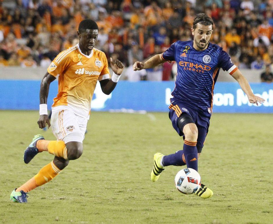 Chicago asalta el liderato del Este, mientras Villa sigue anotando con el New York City
