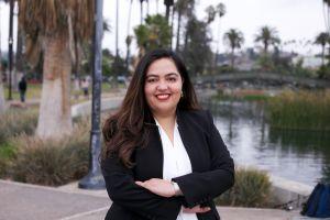 Wendy Carillo, inmigrante salvadoreña y activista laboral, es la nueva asambleísta del distrito 51
