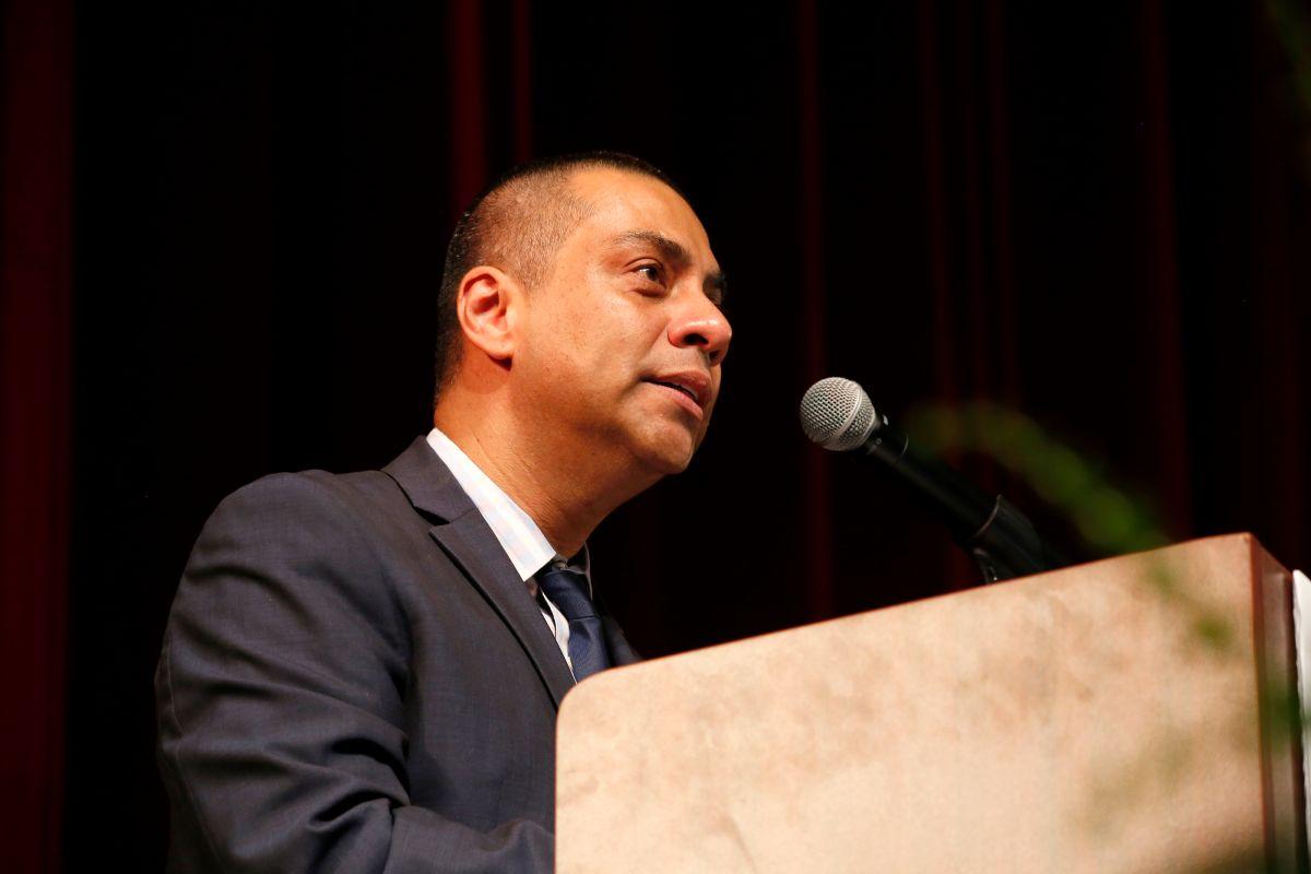Ref Rodríguez también enfrenta cargos políticos por lavado de dinero.