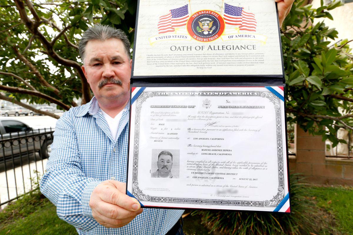 Logra lo que parecía imposible: limpia su récord criminal y se hace ciudadano