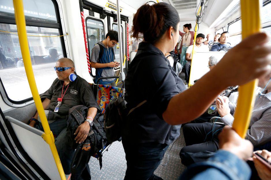 MicroTransit, el transporte público más pequeño de Metro
