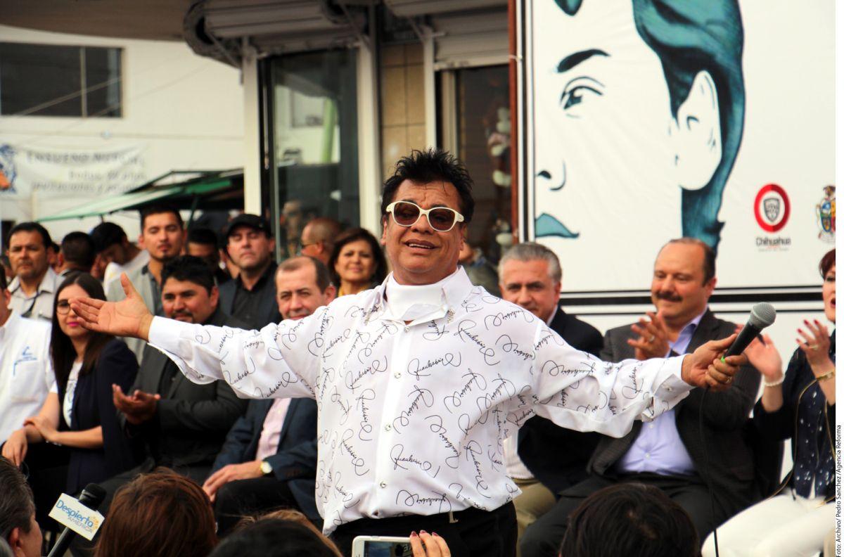 Exmánager de Juan Gabriel pide respetar la voluntad del cantante