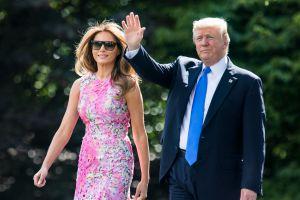 Los Trump no irán a la entrega de premios de las artes del Centro Kennedy