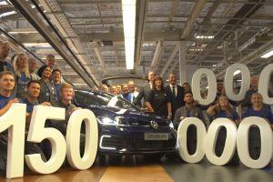 Se han fabricado 150 millones de autos Volkswagen