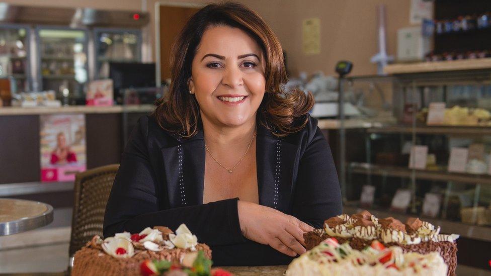 Cleusa Maria: De cortadora de caña de azúcar a millonaria vendiendo pasteles