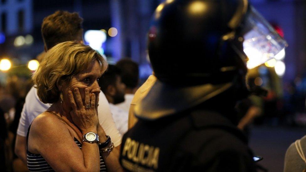Estado Islámico se atribuye el atentado en Las Ramblas de Barcelona