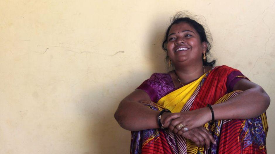 """Una razón """"divina"""" impide a las mujeres en la India a llamar a sus esposos por su nombre"""