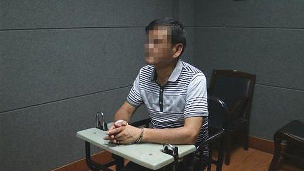 El escritor chino que confesó un crimen en una de sus novelas
