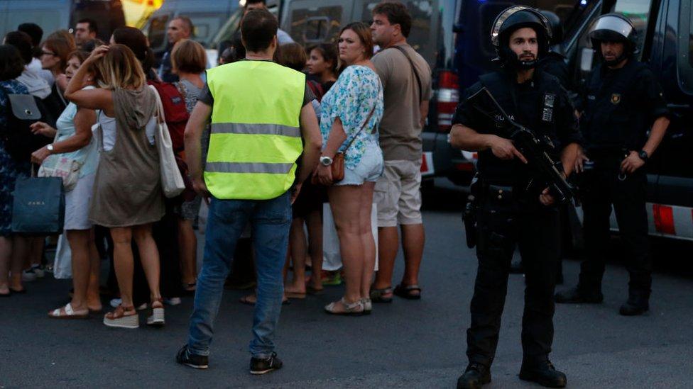 3 datos que no sabías de terroristas d Barcelona y Cambrils