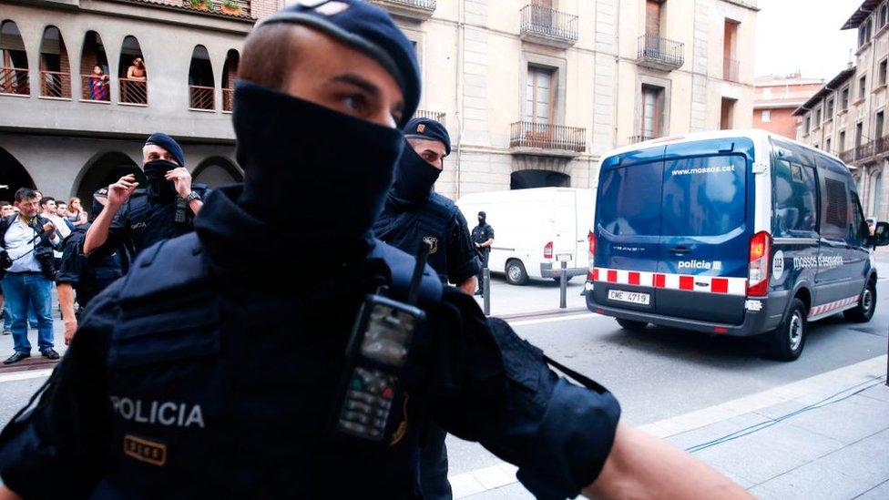 Quién es el imán Abdelbaki Es Satty, sospechoso de ser el cerebro de los ataques de Barcelona