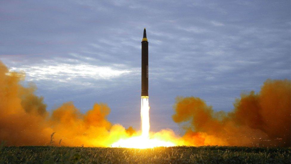 Corea del Norte amenaza con más operaciones militares en el Pacífico
