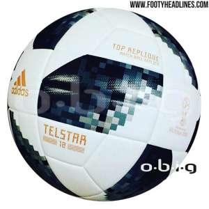Este sería el nuevo balón del Mundial de Rusia 2018