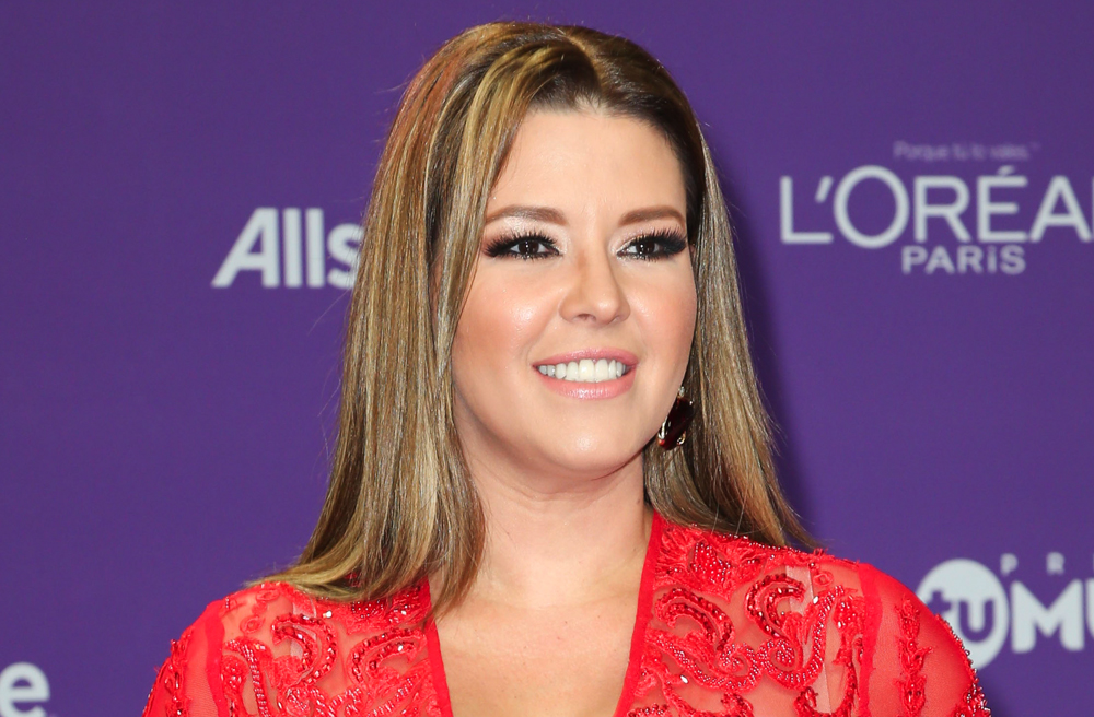 Llaman 'gorda' a Alicia Machado y ella revela la razón de aumento de peso