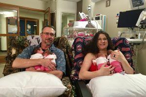 Pareja pierde a cuatro bebés en seis años, pero la enfermera tiene una sorpresa para ellos