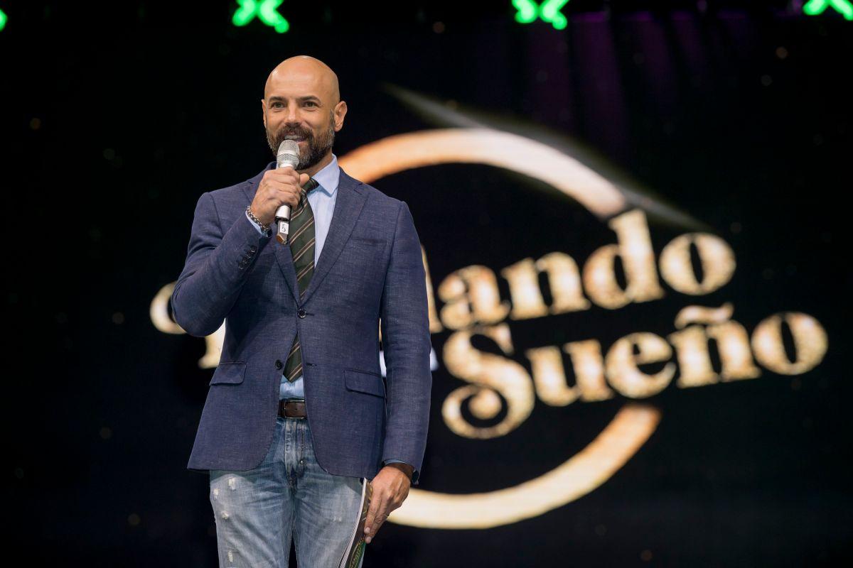 """Javier Poza será el conductor de """"Bailando Por Un Sueño"""" 2017"""