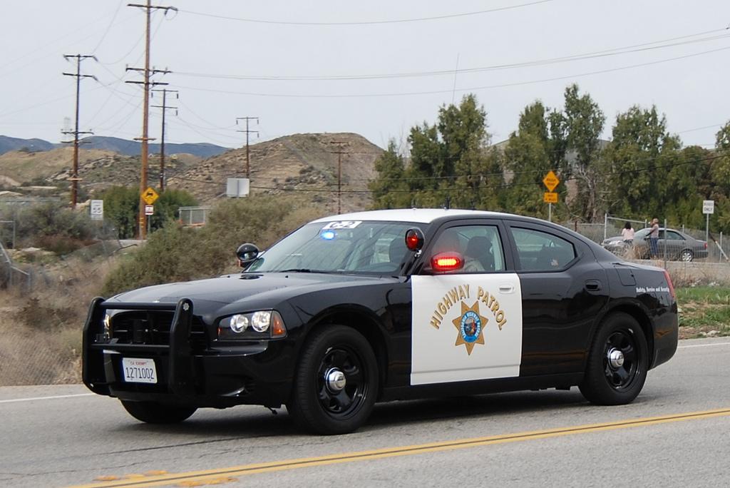 La Policía de Caminos de California detuvo tres veces al mismo sujeto en un día.