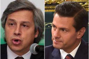 """""""Tu hijo debería dejar de ser tan crítico con el Gobierno"""", dice Peña a empresario"""