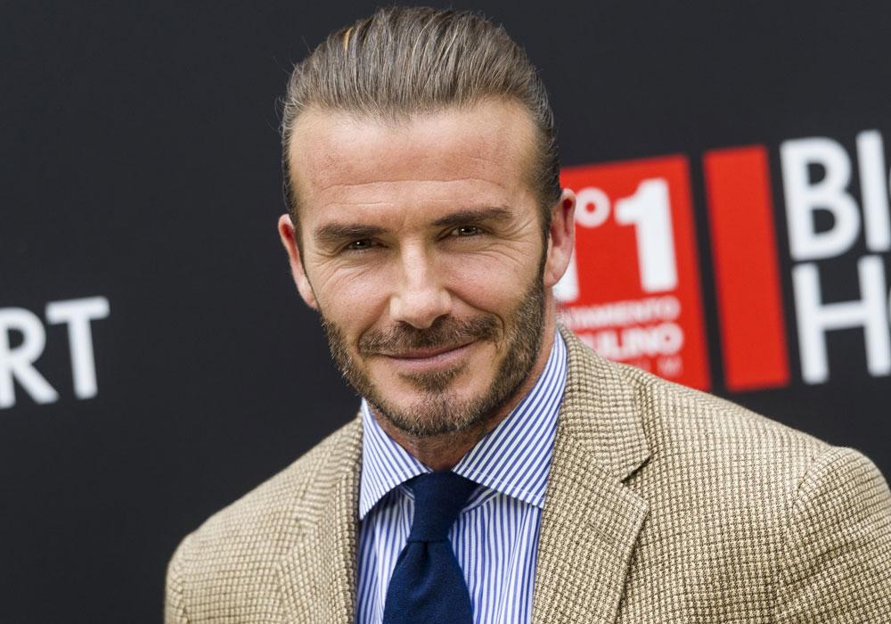 """Una foto revela por qué David Beckham también es un """"crack"""" como padre"""