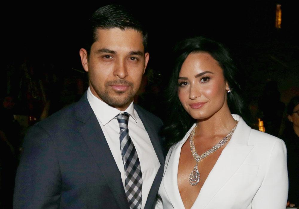 Demi Lovato y Wilmer Valderrama celebran juntos el cumpleaños de la cantante