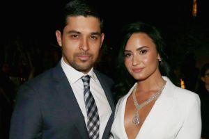 Wilmer Valderrama está 'devastado' por la situación de Demi Lovato