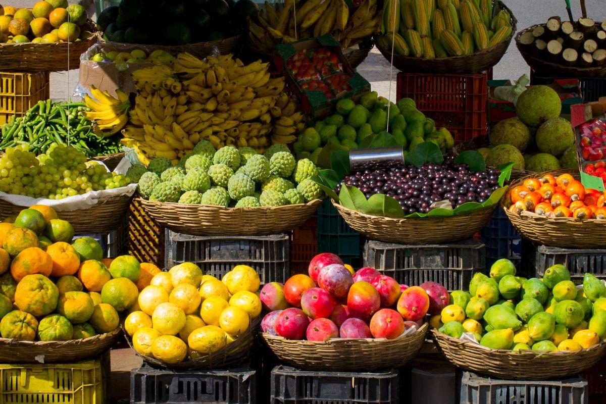 El azúcar de la fruta tiene muchos beneficios. Pixels
