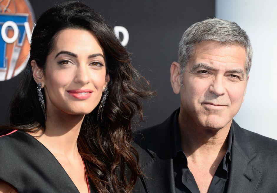 Quieren que George Clooney se postule para la presidencia de Estados Unidos en 2020