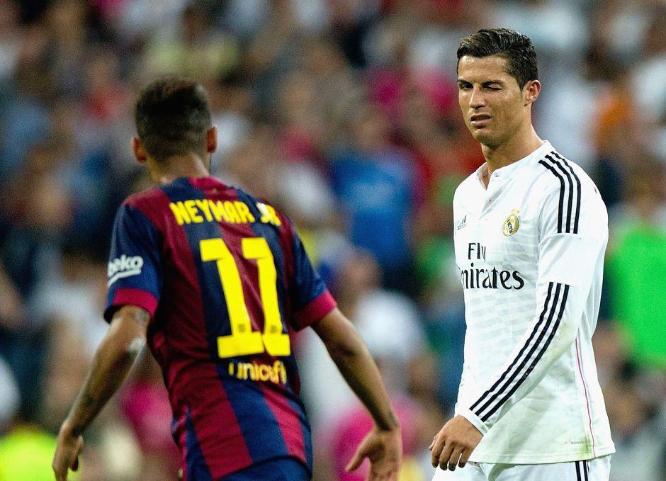 Neymar y el camino libre para fichar con el Real Madrid