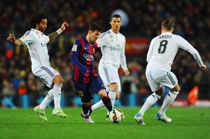 El clásico Real Madrid vs. Barcelona se jugará a una hora inusual para ser visto en Asia